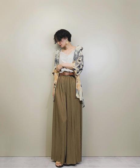 HABELLA pale art over shirt-1209-6