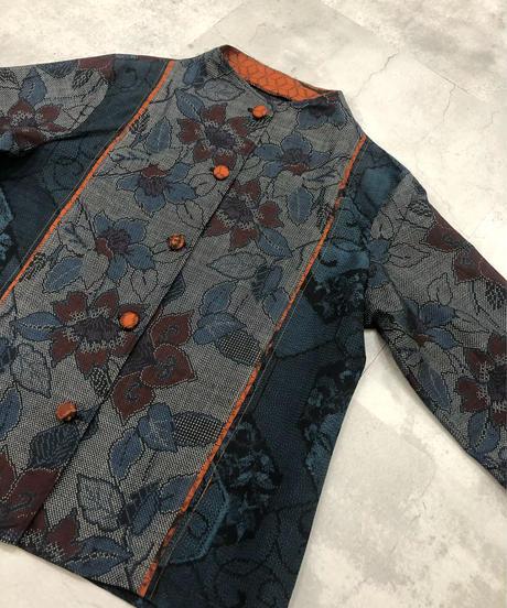 Modern design  bottleneck shirt-1774-3