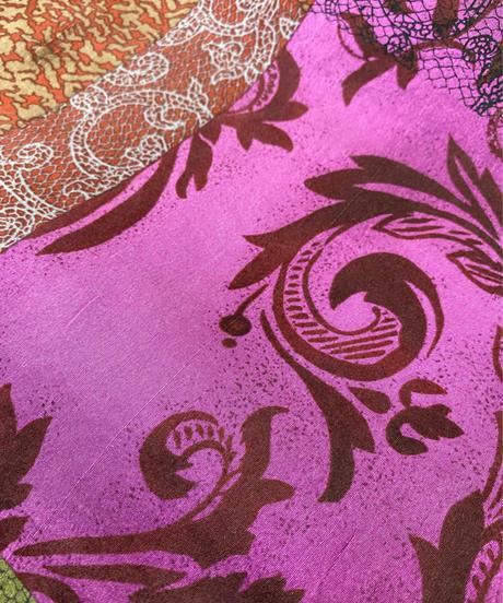 Coldwater creek classical design silk shirt-2149-9