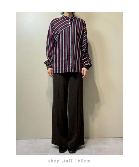 Beaste Qualitàt stand collar shirt-2151-9