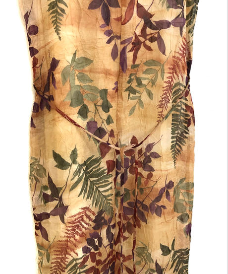 Christy Lyn made in usa botanical dress -1276-7