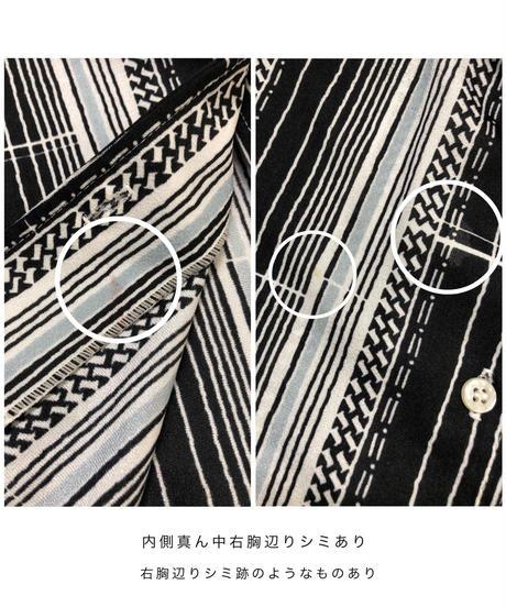 ORIGINAL fashion vivi open collar shirt-1947-6