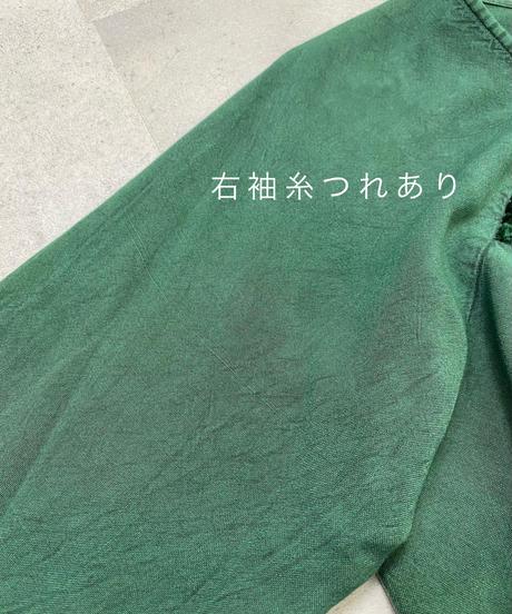wrist fall design ethnic green vintage tops-2197-9