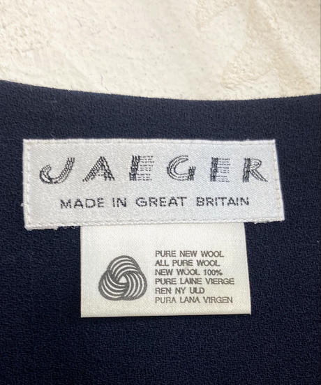 JAEGER. MADE IN GREAT BRITAIN dress-1443-10