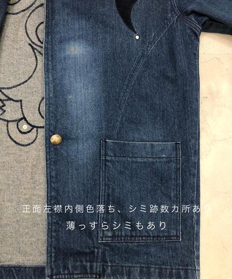 A Calico Creation MADE IN U.S.A denim jacket-1742-3