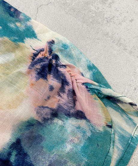 ONnl watercolor artistic design tops-2051-7