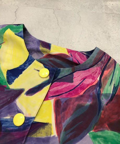 MADE IN RUMANIA artistic design tops-1924-6