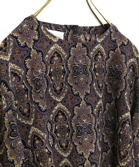JONES STUDIO purple elegant tops-1100-5