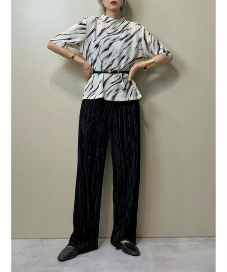 RICHE BEAU FEMME DE PARIS high neck tops-2042-7
