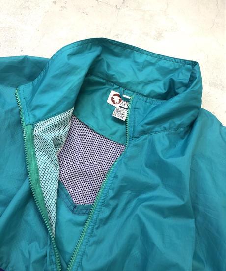 SPORTS AFIELD over size nylon jacket-1377-9