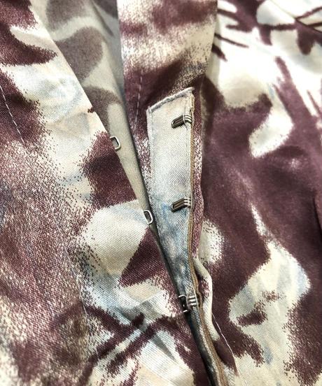 Jala collection art satin shirt-485-8