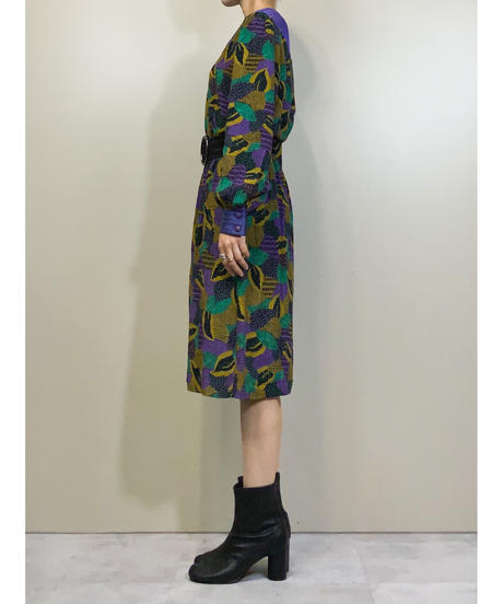 Gigi modelle colorful MADE IN GERMANY dress-1405-9
