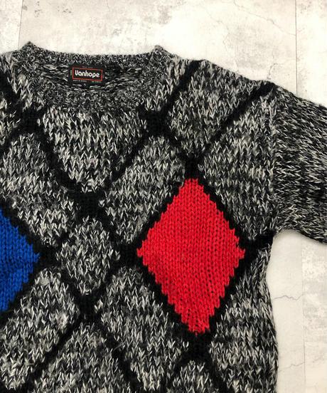 vanhope NEW YORK acrylc knit-1518-11