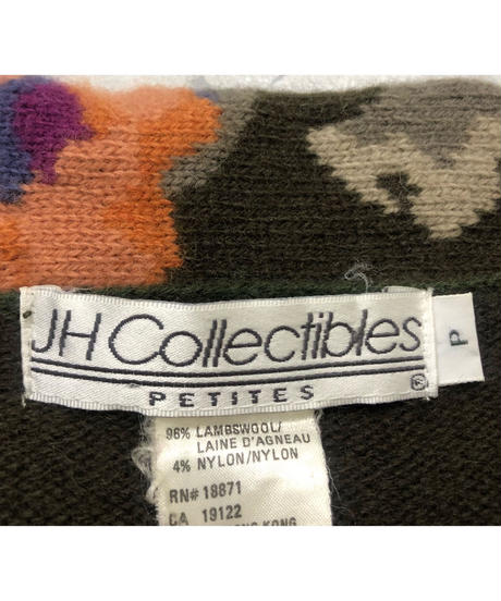 JH Collectibles  ram wool knit cardigan-1588-1
