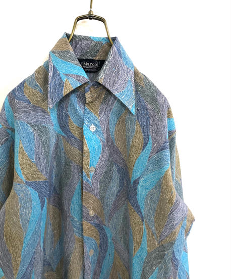 Marco artistic design cool color shirt-1847-4