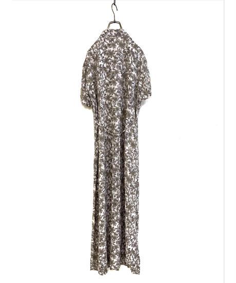 CHEROKEE overall pattern dress-1232-6