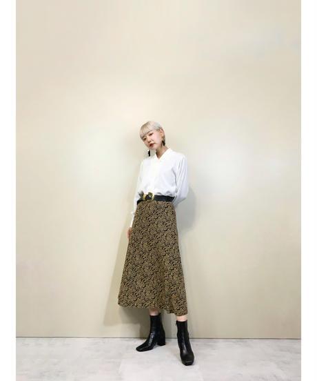 TOKYO-blouse  Feminuine white shirt-1790-4