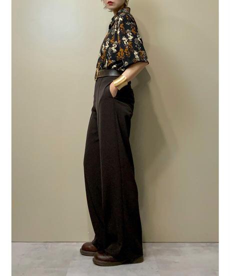 VENTVIOLET archaïque design rétro shirt-2065-7