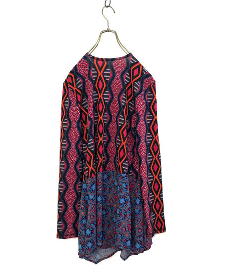 Different dimension vivid cardigan-884-2