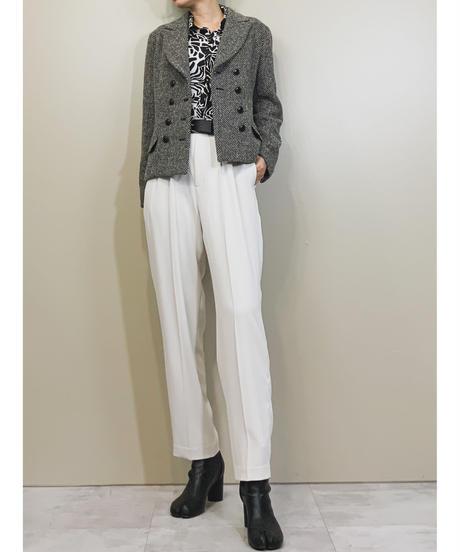 SUN SEIZE wool blend tailored jacket-1465-10