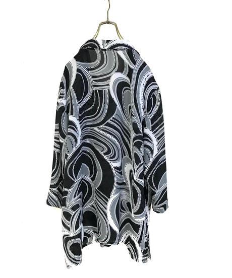 Whirlpool see-through shirt-1063-4