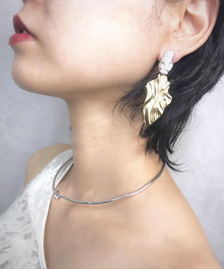 COLLENTE  original  variety pierce Silver&Gold
