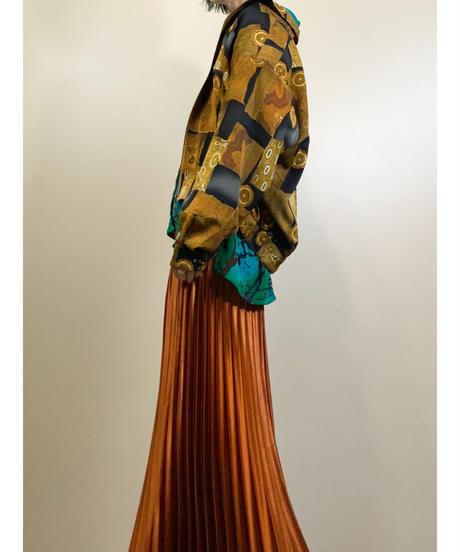 Lilra patchwork pattern noble jacket-1732-3