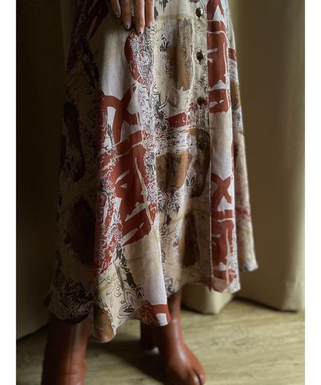 Ruaty Rouge MADE IN JAPAN vintage color set up-2036-7