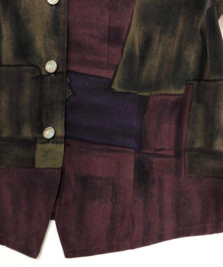 Raccommoder dark purple shirt-1012-3
