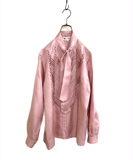 Les Sportique classical pink color shirt-1849-4