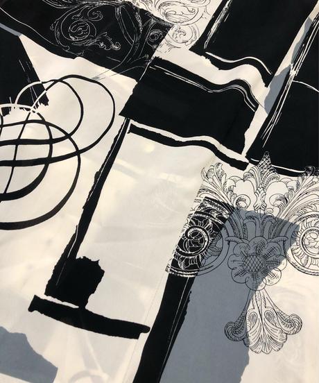 Caping classical artistic design tops-1753-3