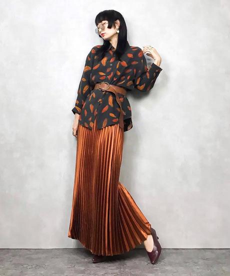 Kimi orange wing shirt-635-10