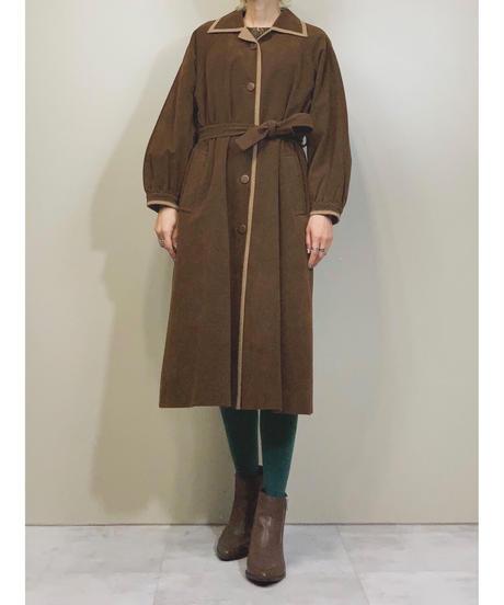 PIERRE BALMAIN PARIS-TOKYO ecsaine coat-855-1