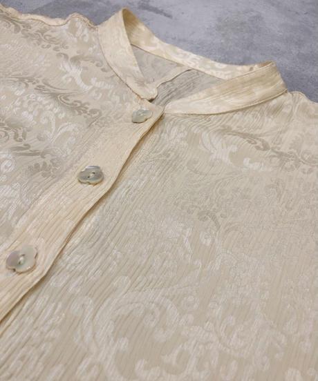MARIELLA BURANL MADE IN ITALY silk shirt-1745-3