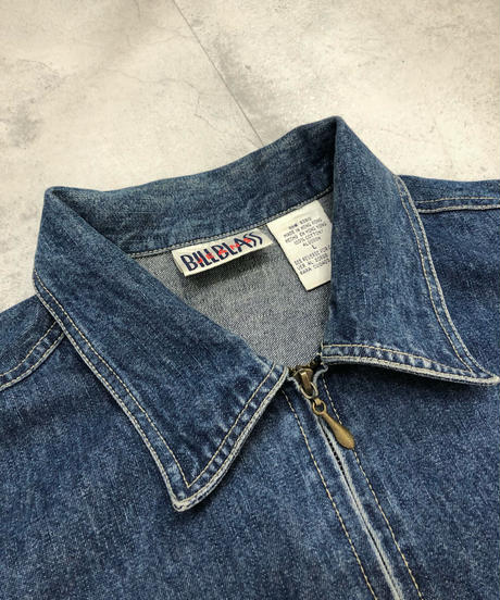 BILLBLASS import blue denim jacket-1698-2