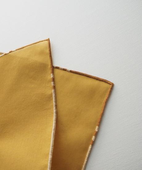 2トーントリム・ポケットチーフ  #PS1904,1905,1906