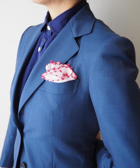 ブークレPICOT・ポケットチーフ# PS1802