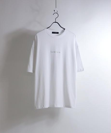 クールボーイプリントTシャツ /ホワイト