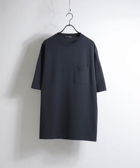 ビッグシルエットTシャツ/サックスブルー