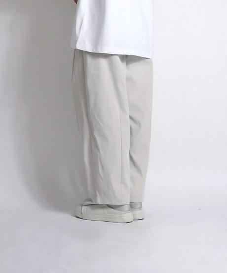 ルーズワイドシルエットパンツ /ホワイト