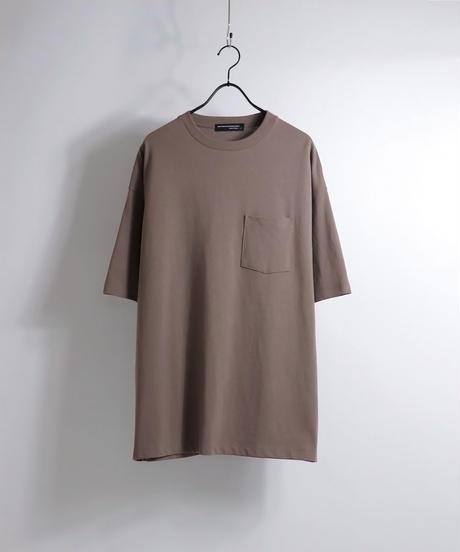 ビッグシルエットTシャツ/ホワイト