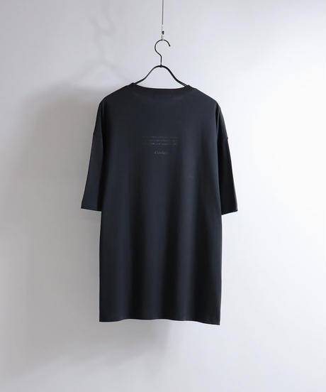 ロゴ刺繍Tシャツ /ホワイト2