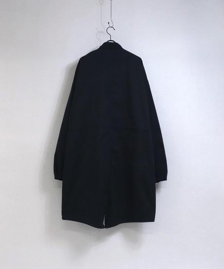 スタンドビックモッズコート/ブラック