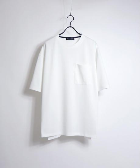 ビッグシルエットポンチTシャツ /ベージュ