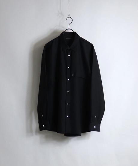 TRトレンチ LSシャツ /ベージュ