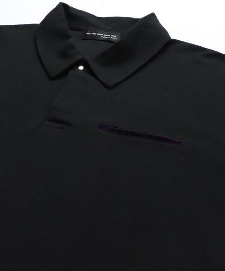 スーパービッグポロシャツ /ブラック