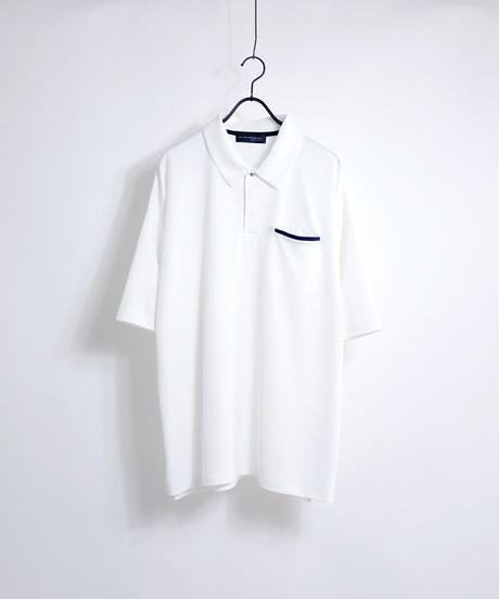スーパービッグポロシャツ /ホワイト