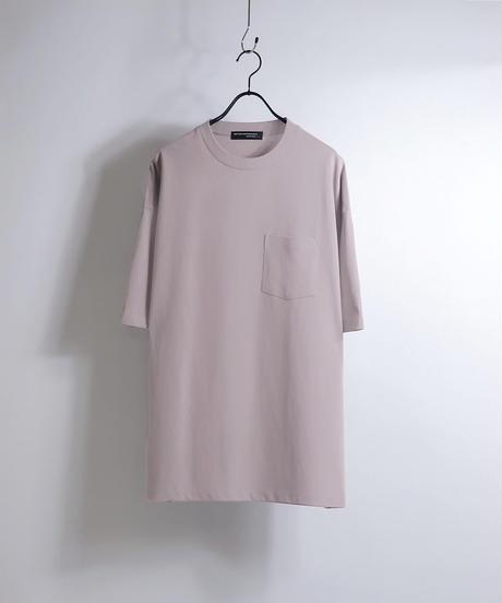 ビッグシルエットTシャツ/アイボリー