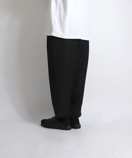 バルーンワイドパンツ/ブラック