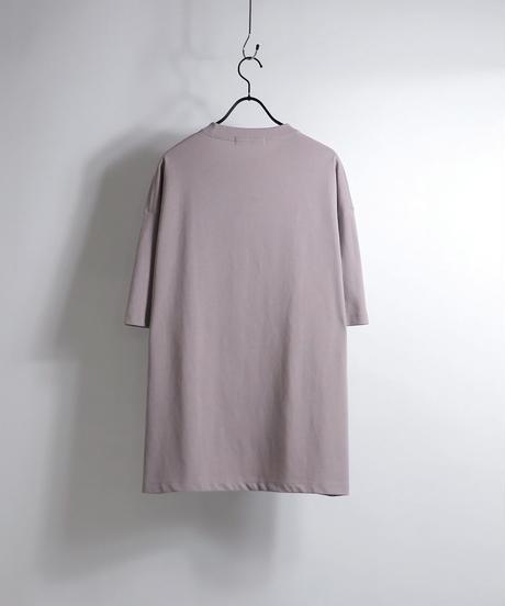 ビッグシルエットTシャツ /ピンク